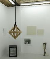 Wood, rope. 45 x 55 cm